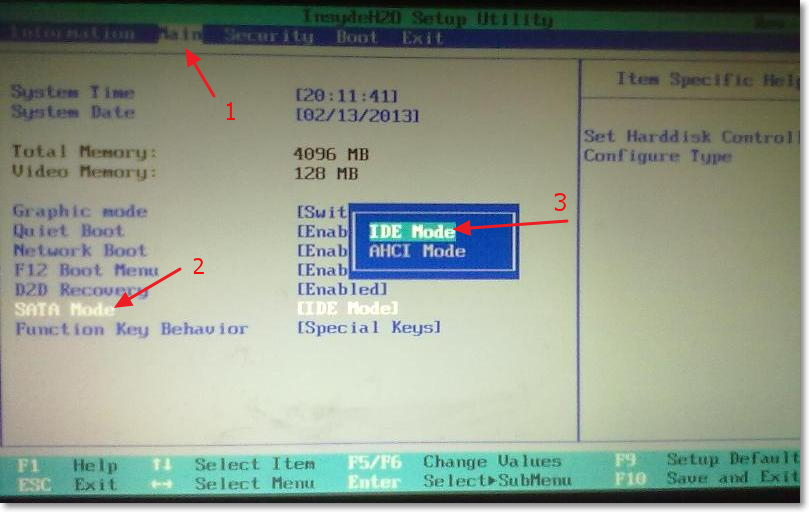 Hp recovery file boot bcd